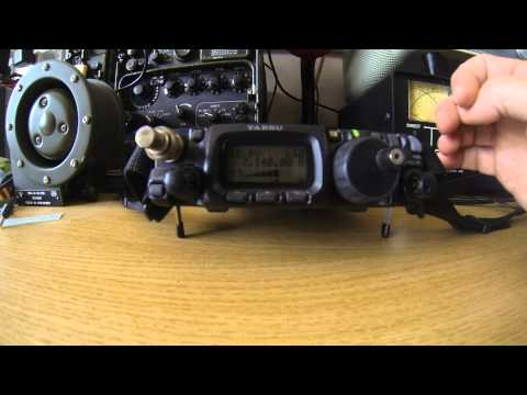 How to make the most out of your Yaesu FT-817 - The RFGain  - M0VST [HD]