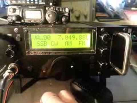 KN-920 Multi-Mode HF QRP Radio - Arrives in Australia - Brief Introduction