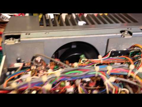 Kenwood TS-440S Repaired by M1APC