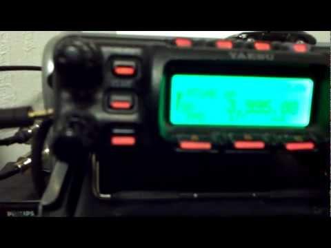 Yaesu FT-857D vs. PappSDR