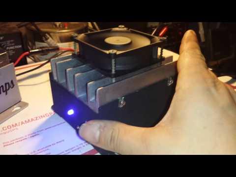 Gatekeeper Stud Mount 2xMRF455 Linear Amplifier