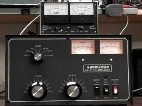Ameritron AL-811H Amplifier