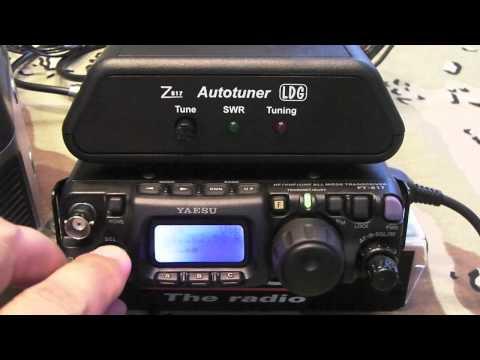 The Ultimate QRP Ham Radio Antenna Tuner