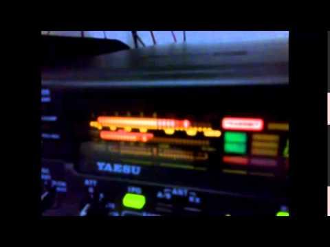 PY2FG RADIOAMADOR YAESU FT-1000MP LENDÁRIO (QRM ZERO)