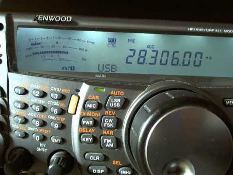 CQ ARRL SSB 2014 2 CA3SOC Kenwood TS-2000 No Amplifier