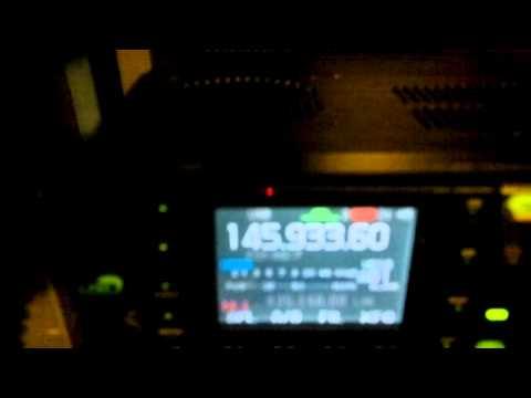 ham radio satelit ao73 rx icom ic700
