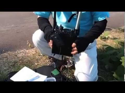 FT-817 QRP Mobile Operation