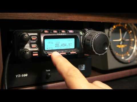YAESU FT-857D - FILTRO 2.9 Khz  INRAD - RX EA8CVZ EA8CTF EN PUERTO RICO 10 METROS
