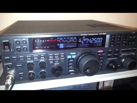 FT 950 em 27mhz
