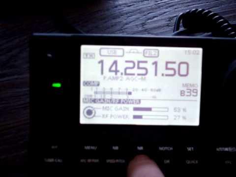 Icom IC7100 Top RX/TX great radio