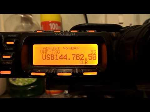 Yaesu ft-857d service settings