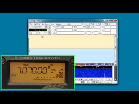 IC 7200 Digital Modes