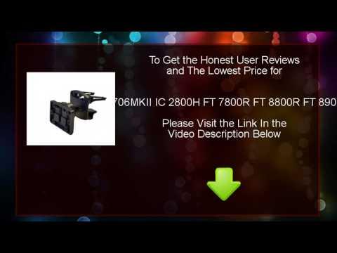 Buy Cheap IC 706MKII IC 2800H FT 7800R FT 8800R FT 8900R : Review And Discount
