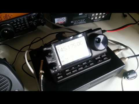 IC-7100 SERIENFEHLER Sendermonitor