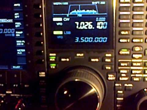 IZ0TGV - YAESU FTDX5000 VS KENWOOD TS990