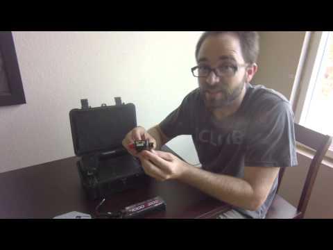 Yaesu FT-817 Portable HF Radio Kit