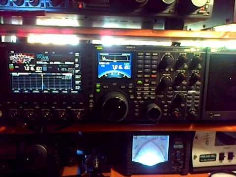 IZ0TGV - Yaesu FTDX 9000d VS Kenwood TS990  only CW