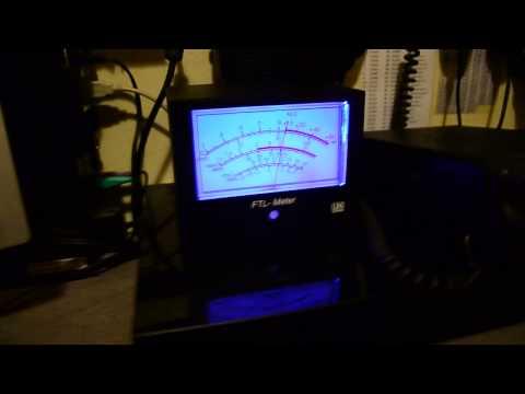 LDG FLT meter for Yaesu FT-857 / FT-897