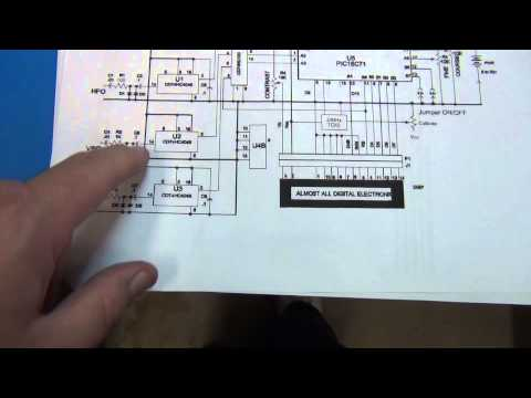 Arduino Frequency Display for Kenwood TS-520S HF ham radio PART 4a