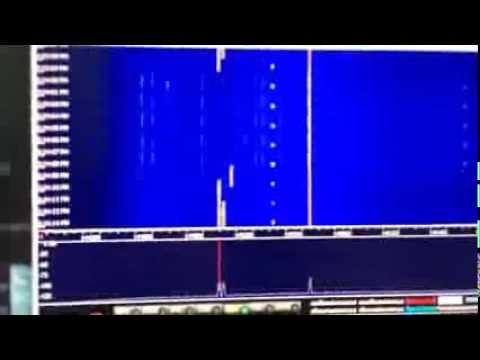 Icom IC-7100 weird noise on 2m