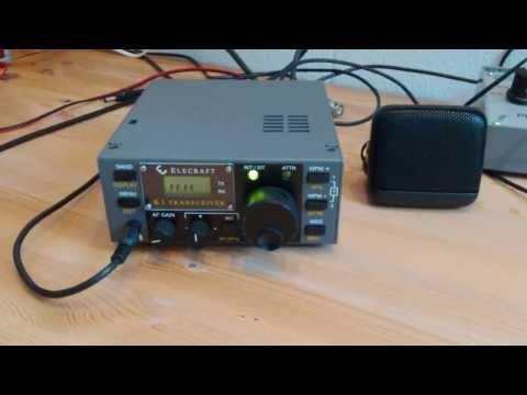 HB9AFZ/B Reception on Elecraft K1