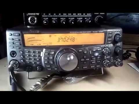 Kenwood TS-2000 Praca filtra NC (noise reduction)