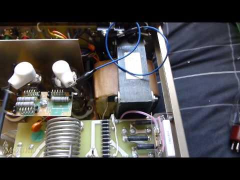 Ameritron AL-811 HF Linear Amplifier HT Fuse Mod - M0UKD