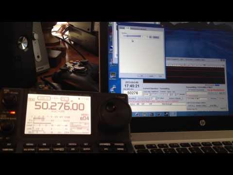Icom USB Mod Level Adjustment - Part 1