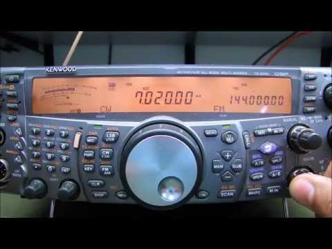 ALPHA TELECOM: KENWOOD TS-2000 SEM POTÊNCIA EM HF, 50Mhz e VHF