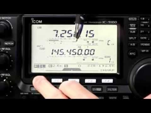 Icom IC9100 Review