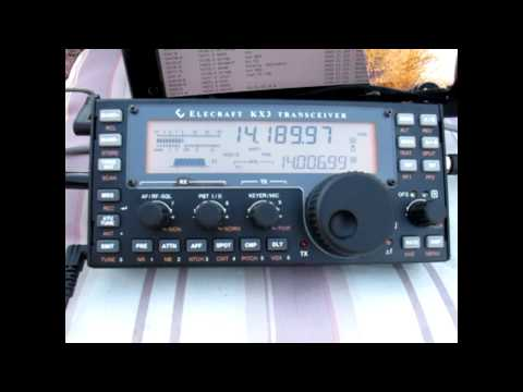 Portable Operation with the Elecraft KX3 and Buddipole