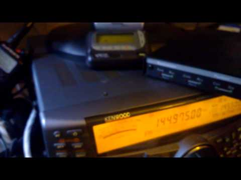Kantronics 9612+ Kenwood TS-2000 (9600bps fsk mode) and Unication VHF Pager