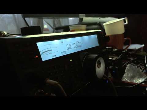 2014 05 12 CA3SOC 6 meter QSO CA3SOC 50 Mhz Kenwood TS-2000 SSB