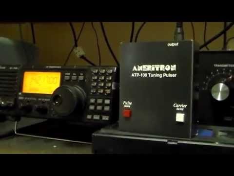Tuning Ameritron Amplifiers With Ameritrons ATP Tuning Pulser