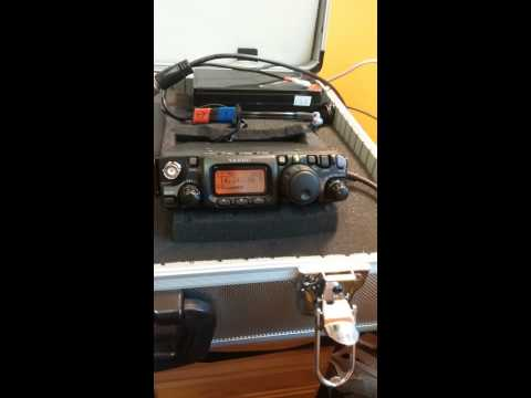 Yaesu ft-817nd VS Kenwood ts-480sat