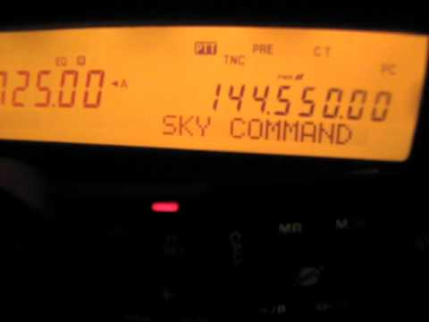 yt1prm TS2000 , TH-D7  KENWOOD SKY COMAND