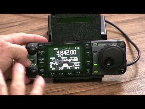 IC-7000 vs IC-7100
