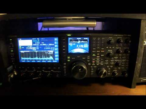 Kenwood TS-990 Canary Islands  20 / 40 Meters