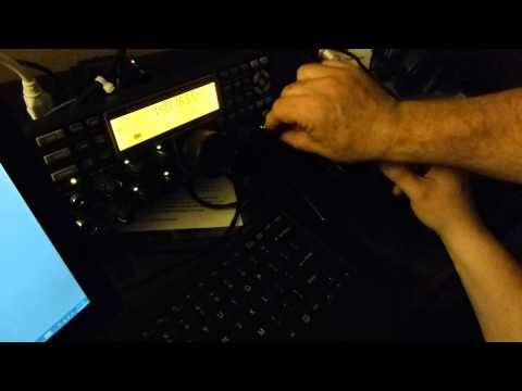 Ed NT2X operating K3R - HF Remote from Dayton - 1