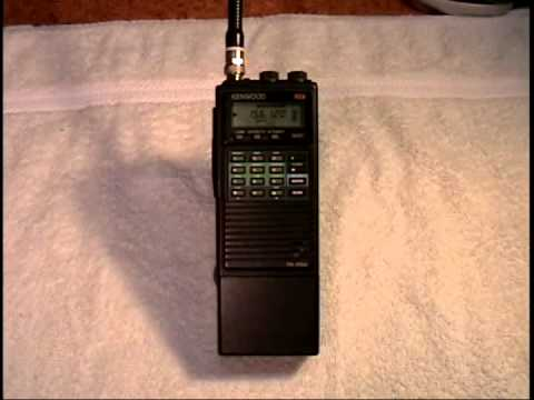 Kenwood TH-215A Amateur Two-Meter Handheld