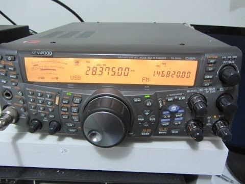 How to update Kenwood TS 2000 Firmware