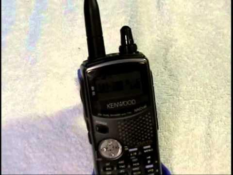 Kenwood TH-D7A(G) Amateur Dual-Band Handheld Transceiver