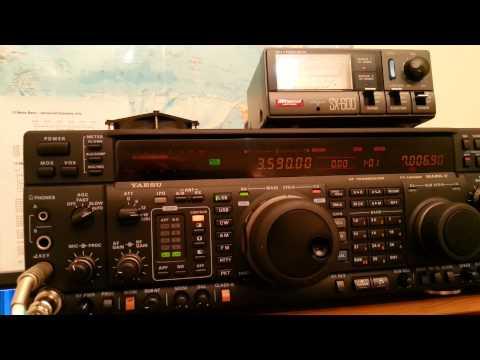 RTL.SDR Yaesu FT-1000MP Mark V (2 of 2)