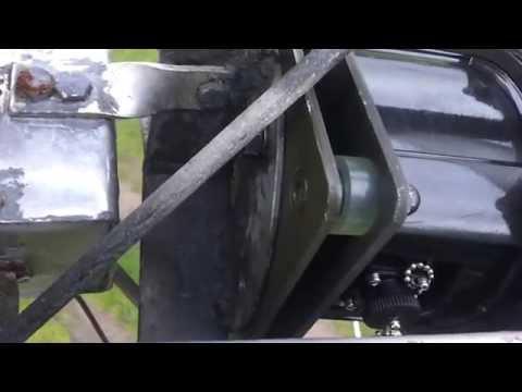 Yaesu G2800 DXA rotator
