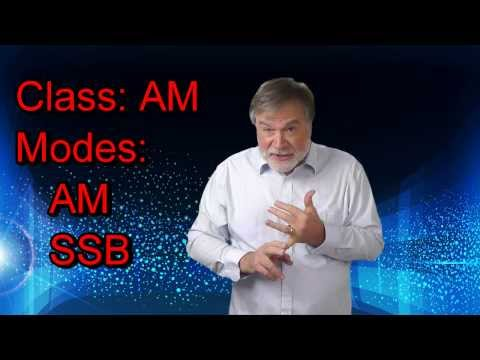 Ham Radio General Class Lesson 5.4 (Part 1), Transmitter Structure