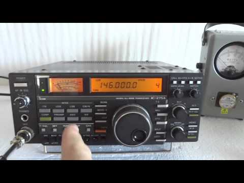 Icom IC 275A VHF All Mode transceiver