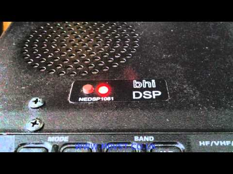 The Bhi NEDSP1061 Noise Eliminating PCB Module in the Yaesu FT-817nd - part 3 - M0VST [HD]