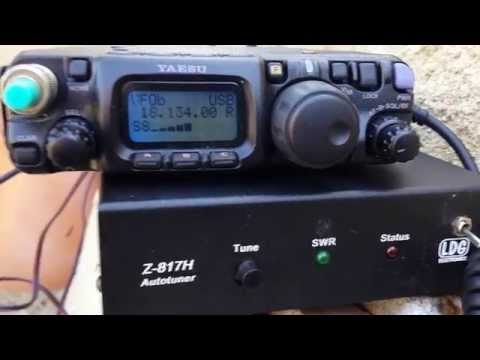 IW6CAE\QRP to UY6IM on 18.134 MHz - 1941,6 km