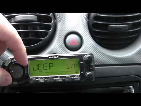 Icom 880H GPS setup