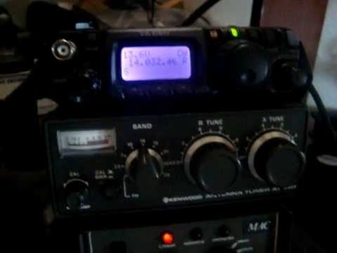 FT 817ND - CONJUNTO QRP -AT130 - Chave automática ME100
